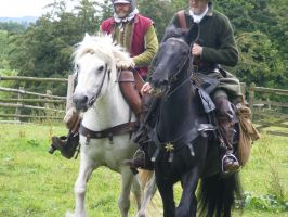 Border Reiver 10 by Axy-stock