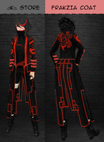 Red Frakzia Coat by MatiasBloodbones