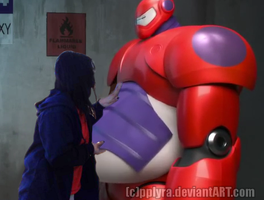 Big Hero 6 Cosplay 1 by PPLyra