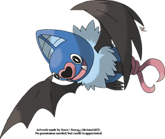 Swoobat by Xous54