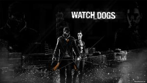 Wallpaper - Watch_Dogs by romus91