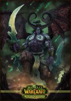 Illidan by n3tninja