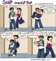 Snap Crackle Pop 326: Smash Hit by elephantblue