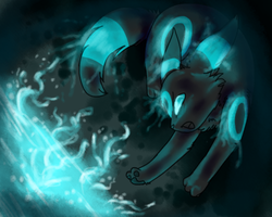 . : light in the dark : . by Freckled-Kat