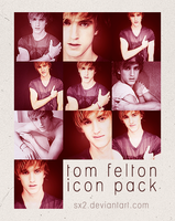 tom felton icon pack by Sx2