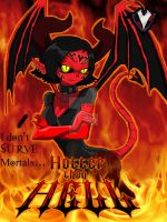 Hotter than Hell - Mortal Problems by PlayboyVampire