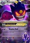 Vs2 UTW 2015 Entry - Mega Gengar by DominicBrowne14