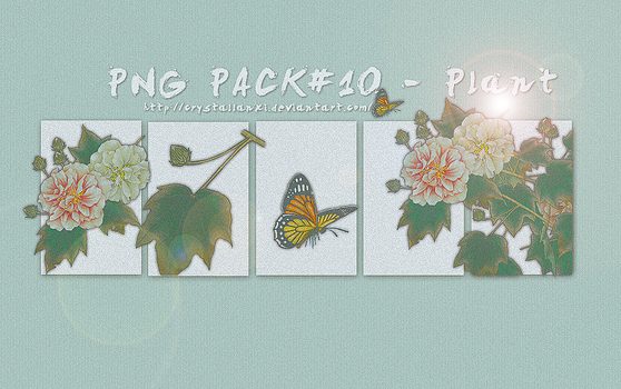 PNG PACK#10 - by Crystallanxi