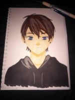An anime me! by seanmobsby1993