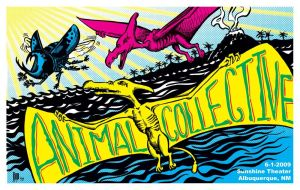 Animal Collective by incrediblejeremy