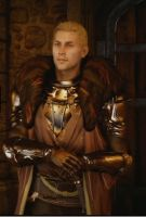 Dragon Age Inquisition: Cullen (PC Screenshot) by SnipedByAGir1