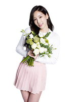 Snsd Taeyeon - Nature Republic render PNG by poubery