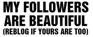 To my followers by ScorpionFlower1