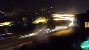 Lights behind the rain 2 by chegali
