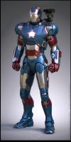 Iron Patriot by SgtHK
