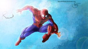 amazing spider man by Legacy666legacy