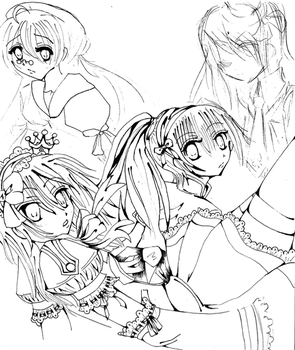 EPIChronicles Ch1 Cover WIP 2 by oOSayu-SayuOo