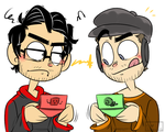 Mark and Jack! by Monodes