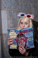 Luna Lovegood by Emmaliene