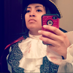 My Halloween Costume for this 2014 by CuteBlackWolf