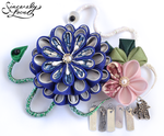 Legend Of The White Snake Kanzashi by SincerelyLove