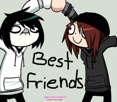 Best Friends by emoLove9900