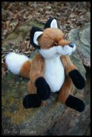 Fox Plush by deeed