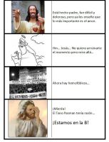 Jesus: Estamos en la B! by Ash-K