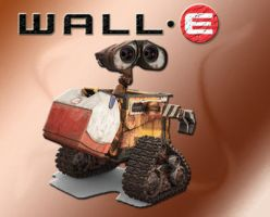 Wall-E 5 by DoggyCorner