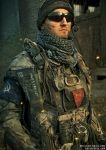Post-Apocalyptic Operator by NuclearSnailStudios