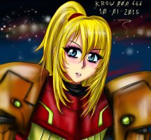 Samus1 by krow000666