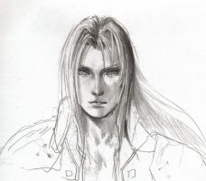 Sephiroth Combine by iDNAR