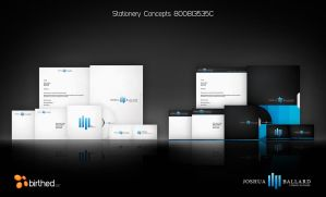 JBC Stationery Concepts by daveycoleman