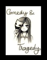 Comedy and Tragedy by assscrew28