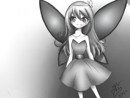 cute fairy by unioxcaliber
