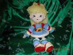 Rainbow Brite Doll by Leah-Sharone