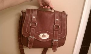 DIY recycled leather bag 2 by Lioness123