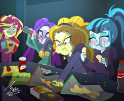 MLP Meal by 0Bluse