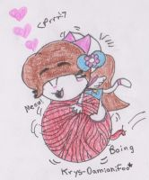 Fairyfoo: Boing Boing :3 by RegularBluejay-girl