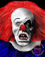 Pennywise by ScOttRa