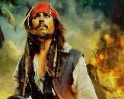 Jack Sparrow by thead82