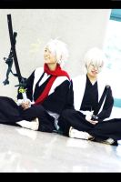 Bleach Cosplay: Bigger OMAKE by Akusesu