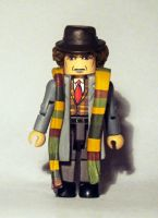 4th Doctor Custom Minimate with hat by luke314pi