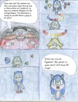 sonic's night mare pg 95 by spark300c