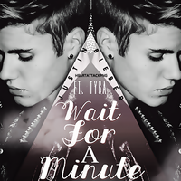 Single|Wait For A Minute|Justin Bieber FT. Tyga by Heart-Attack-Png