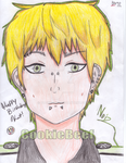 Noiz Head Shot by CookieBeef
