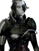 Borg Shepard by twisted-illusion-666