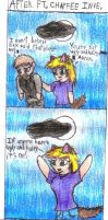 Poor Aaron comic by CaliforniaHunt24