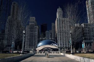 The Bean by porbital