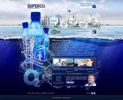 super o2 by madahmed
